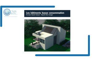 Les bâtiments à basse consommation