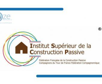 Institut Supérieur de la Construction Passive : Une formation longue en alternance adaptée à nos besoins